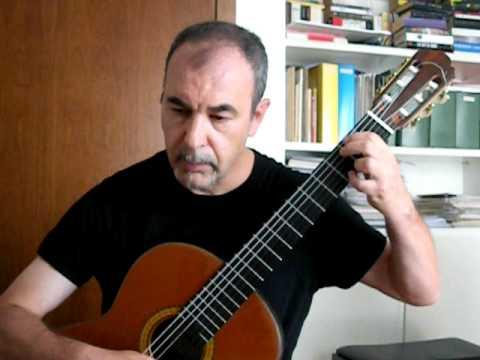 Gabriel's Oboe by Ennio Morricone guitar Ernani Rossi
