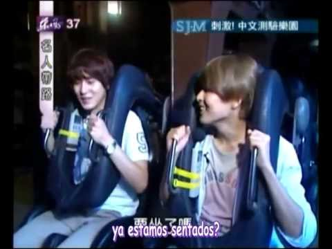 Super Junior M - En la montaa rusa (Sub espaol)