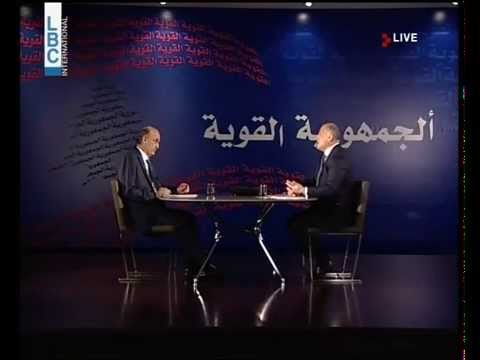 Dr. Samir Geagea interview on Kalam Ennas with Marcel Ghanem - Prime Time
