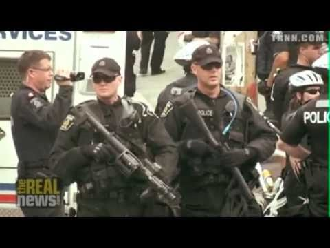 Under Occupation: Toronto G20 Operation - FULL MOVIE
