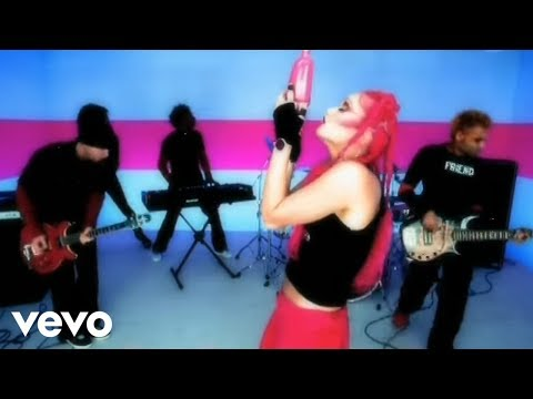 No Doubt - Ex-girlfriend video
