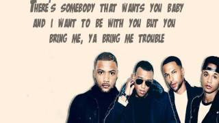 Watch Jls Troublemaker video