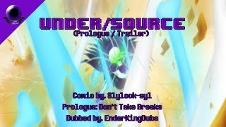 Undertale Comic Dub: Under/Source Prologue + Teaser Trailer (Comic by Slylock-Syl)