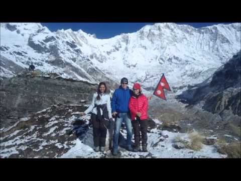 Annapurna Base Camp (ABC) Trek, 3 Sisters Pokhara