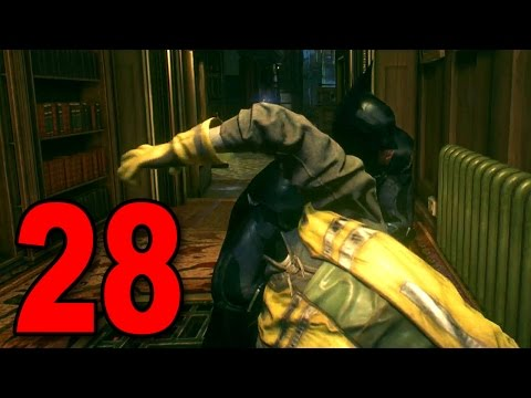 Batman: Arkham Knight - Part 28 - Bank Robberies (Playstation 4 Gameplay)
