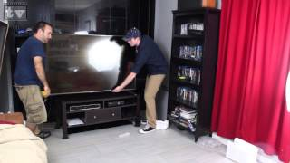 01. Unboxing the LG LB6300 Smart TV