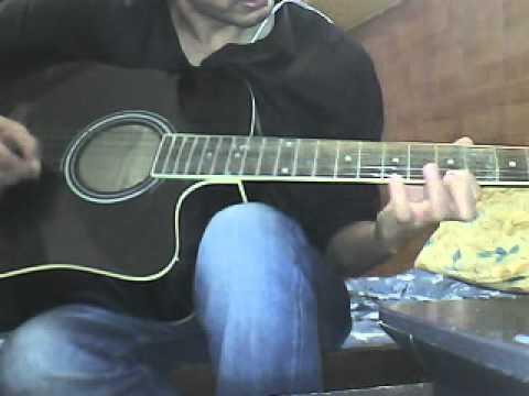 Kaise batayen kyun tumko chahen  yara bata naa paayen (Guitar...