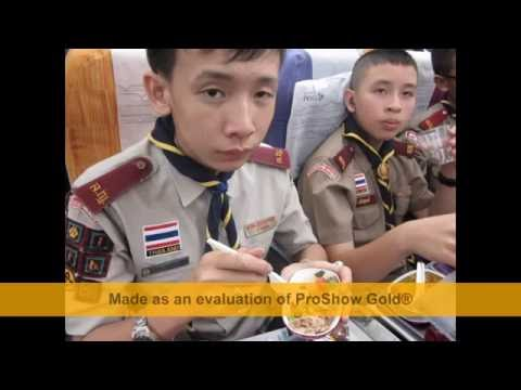 29th Asia Pacific Regional Scout Jamboree 2012