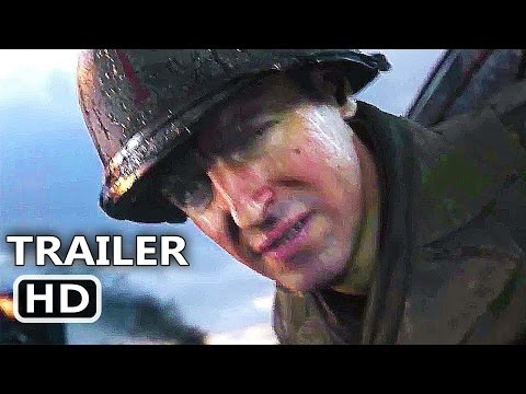 PS4 - Call of Duty WWII Trailer (2017)