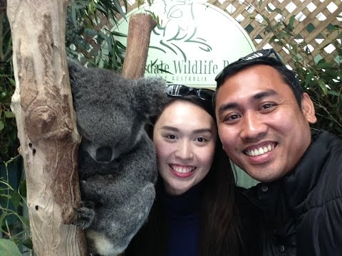 Featherdale Wildlife Park - Sydney, Australia - BarBelle EverAfter