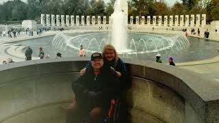 Twin Tiers Honor Flight- Mission 6 WWII Memorial