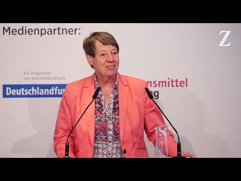 4. Zukunftsdialog Agrar & Ernährung - Impulsvortrag Dr. Barbara Hendricks, MdB