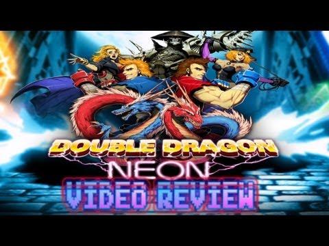 Double Dragon Neon Review (PSN/XBL)