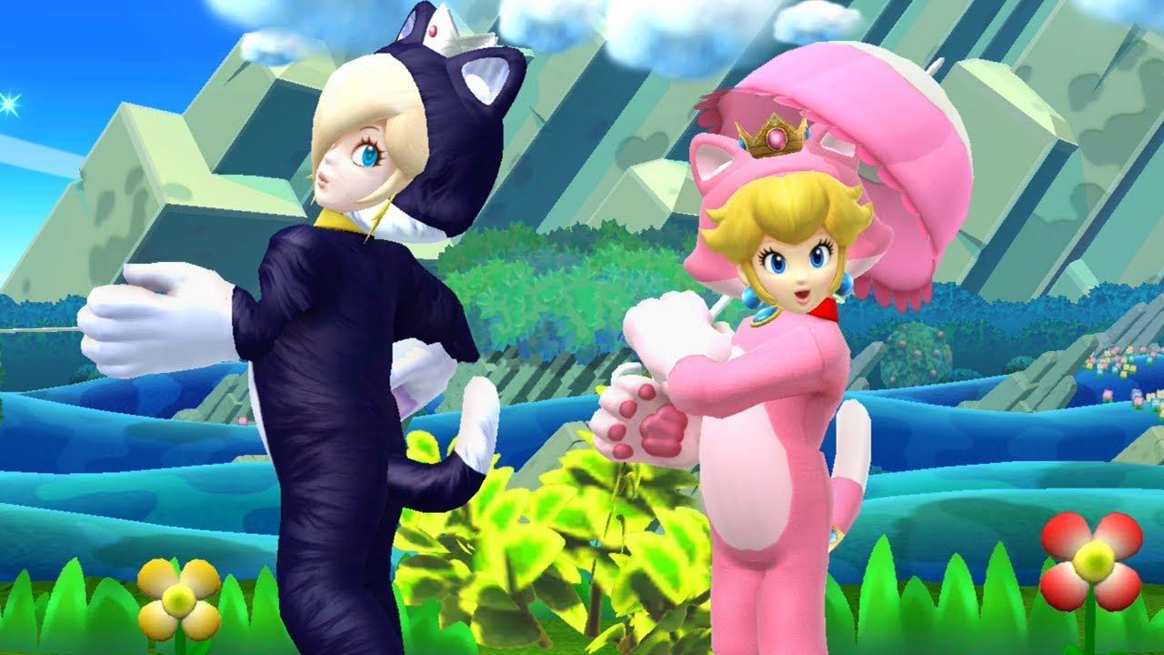 Rosalina  Super Mario Wiki the Mario encyclopedia