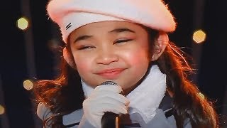 Angelica Hale Live On Tv Macy 39 S Tree Lighting 34 O Holy Night 34 Interview
