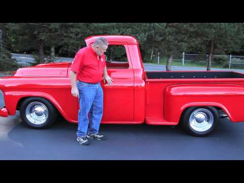 1959 CHEVY STEP SIDE PU