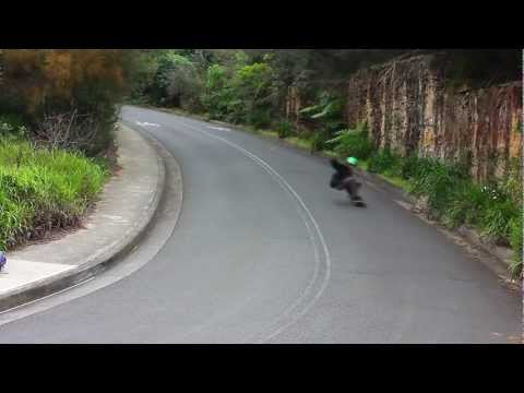 Longboarding: Remy Freeride