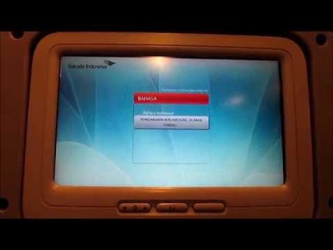 Garuda Indonesia Boeing 737-800 Economy Class Review: GA836 Jakarta - Singapore