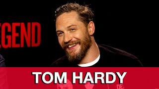 Legend Interview - Tom Hardy & Brian Helgeland