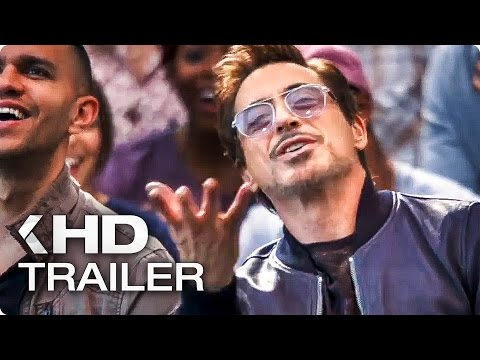 SPIDER-MAN: Homecoming Tony Stark's Party Extended Cut Trailer (2017)