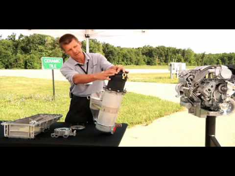 2010 Chevy Corvette Grand Sport LS3 dry sump lubrication system explained