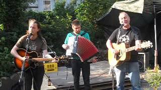 James Bar Bowen&Friends-Holiday in Cambodia-Live @ Binnenpret-Anarcho Folk Fest-Amsterdam-Pt 3.