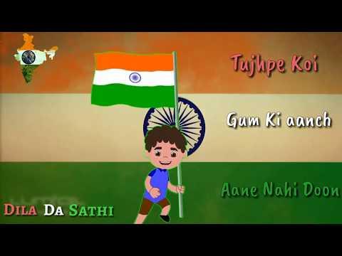 Ae Watan Raazi WhatsApp Status Video   Arijit Singh   Raazi    Dila Da Sathi thumbnail