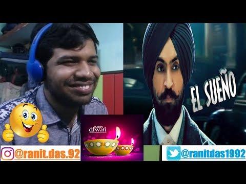 download lagu Diljit Dosanjh - El Sueno Ft. Tru-skool  Reaction gratis