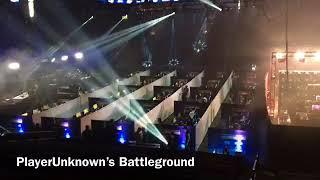 eSports invade Oracle Arena
