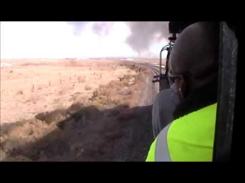 Union Pacific 844 Cab Ride From Walsenburg, CO to Pueblo, CO Part 4