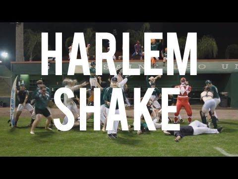 Harlem Shake Compilation - Baseball Teams