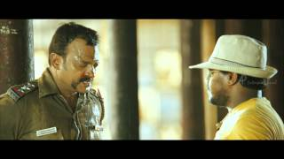 Thagararu - Thagararu -Arulnithi and friends beats up Inspector
