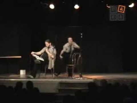 Kabaret Dabz - Taksówkarz