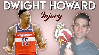 Dwight Howard INJURY | Doctor Explains Piriformis vs Disc Herniation