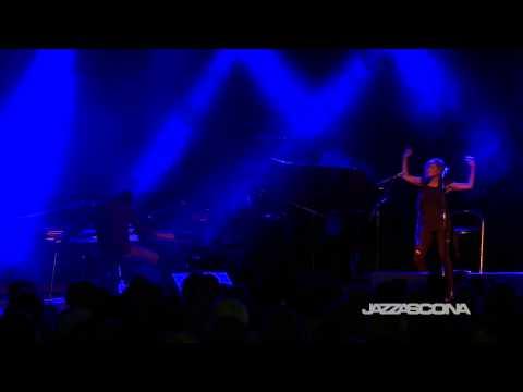 Irene Grandi & Stefano Bollani, Live Concert @ JazzAscona -