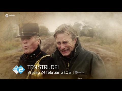 Jort Kelder en Pieter Jan Hagens op ontdekkingstocht door de geschiedenis | Ten Strijde