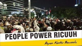 PEOPLE POWER RICUH DINI HARI