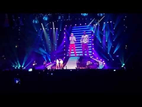 Taylor Swift and B.O.B. - Both of Us in Atlanta 4-19-2013