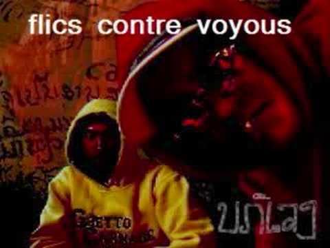 bolo - flics contre voyous
