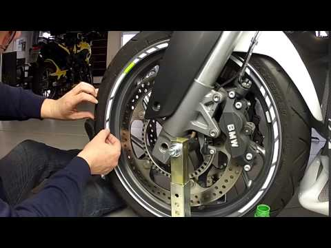 HOW TO Felgenbandmontage am Motorrad