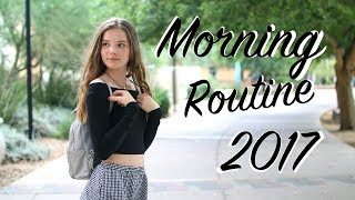 School Morning Routine 2017