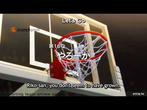 Kuroko`s Basketball Episode 16 Trailer