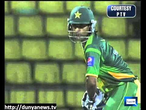 Dunya News-08-06-2012-Pak Srilanka ODIs Preview