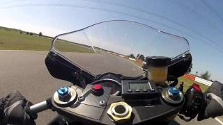 STC - Rennstrecke - 2. Turn - Training - 23.07.2013 - Suzuki GSX-R 750