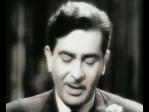 Hamne Tujhko Pyar Kiya  Dulha Dulhan-best Of Raj Kapoor & Mukesh video