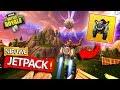 *JETPACK* + BOOGIE BOMB = MEGA FUNNY!! - Fortnite Battle Royale met Joost & Link (Nederlands) thumbnail