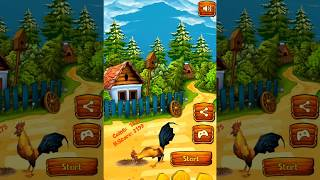 Angry Roost Run Subway - Free Game - Animal Escape Angry Gallo Run - dashing thrilling animal  game.