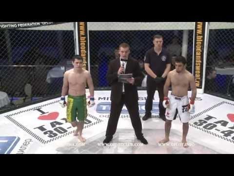 Бои без правил. Таджикистан против Узбекистана. Fight MMA HD