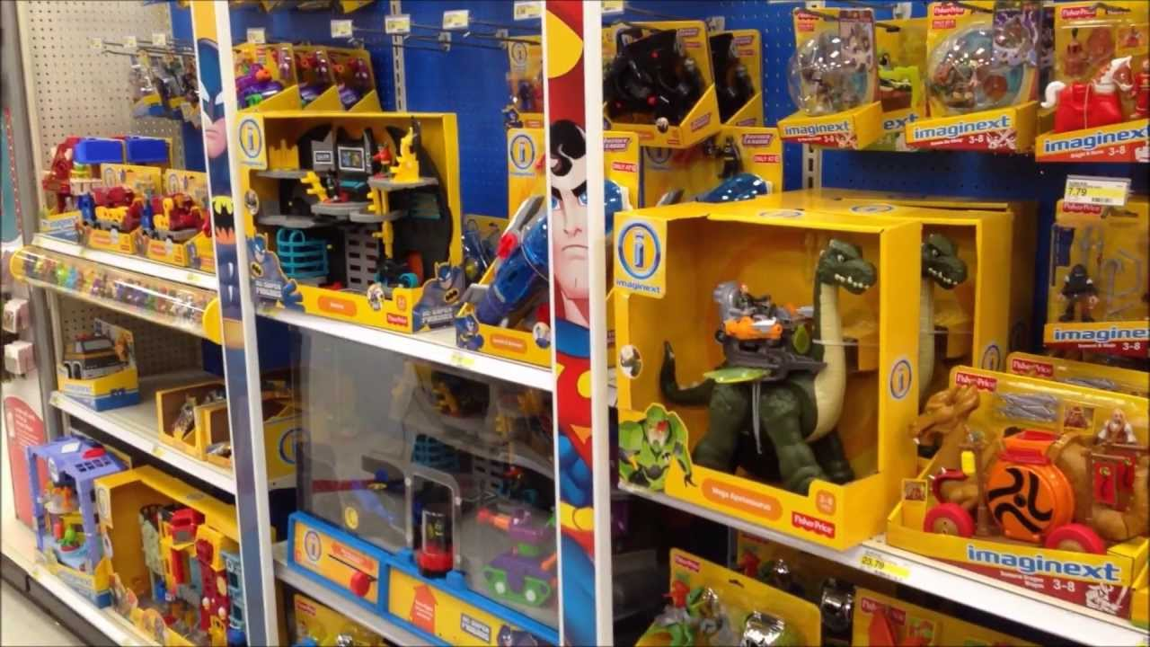 Target Toy Walmart : Imaginext what you can expect from walmart and target