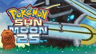 Pokemon Sun & Moon! #25: The Elite 4 and Champion of Alola!